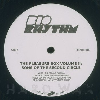 Cover art - Various Artists: The Pleasure Box Vol. 2