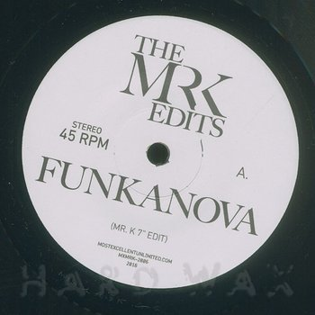 Cover art - Mr. K: Funkanova