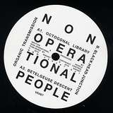 Cover art - Non-operational People: Organic Transmission