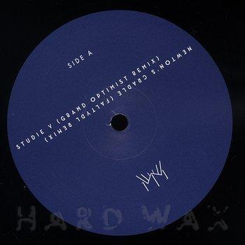 Cover art - Grandbrothers: Dilation Remix EP