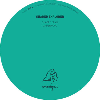 Cover art - Shaded Explorer: Emerald Weapon EP