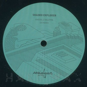 Cover art - Shaded Explorer: Emerald Weapon