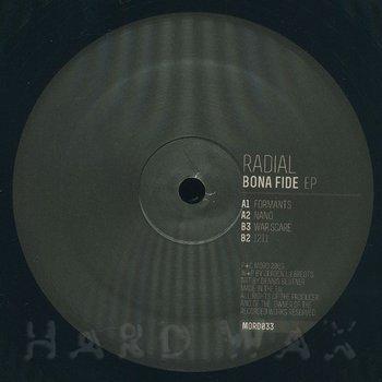 Cover art - Radial: Bona Fide