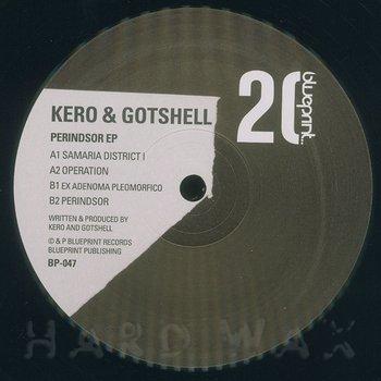 Cover art - Kero & Gotshell: Perindsor