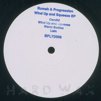 Cover art - Rumah & Progression: Wind Up And Squeeze