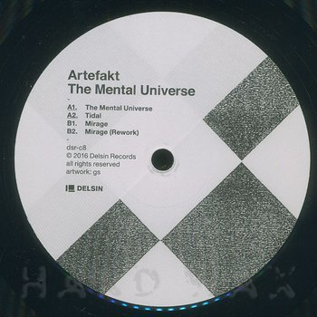 Cover art - Artefakt: The Mental Universe