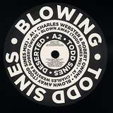 Cover art - Todd Sines: Blowing