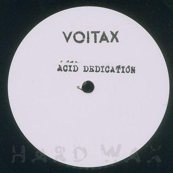 Cover art - Voitax: Acid Dedication