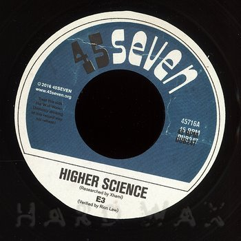 Cover art - E3: Higher Science