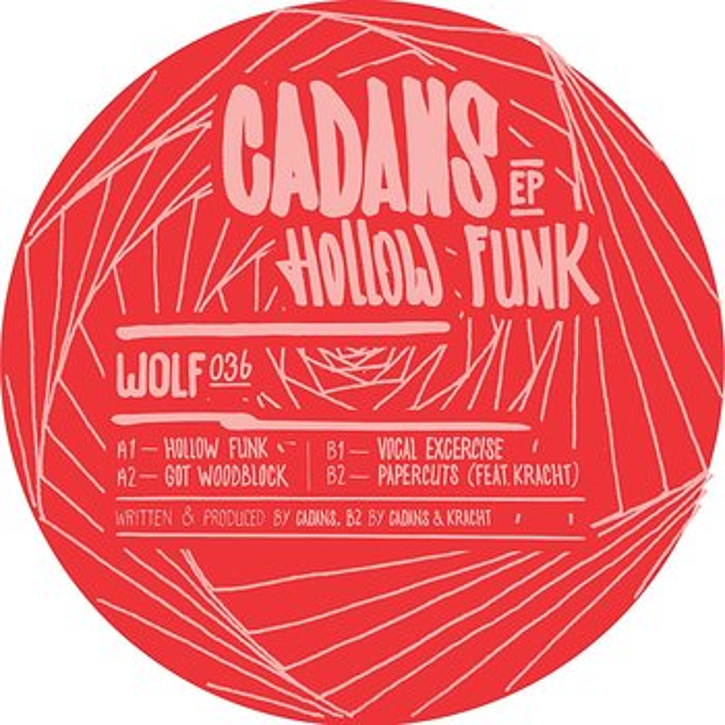 Cover art - Cadans: Hollow Funk