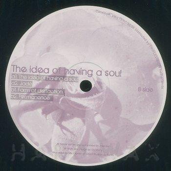 Cover art - Alderaan: The Idea Of Having A Soul