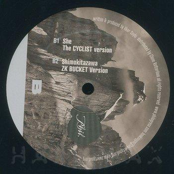 Cover art - Philogresz: The Lost Movie - Remixes EP