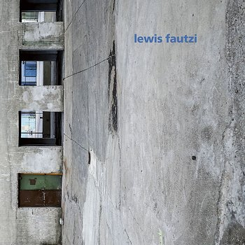 Cover art - Lewis Fautzi: Elocution