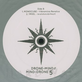 Cover art - Various Artists: Drone-Mind / Mind-Drone Vol. 5