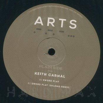 Cover art - Keith Carnal: Illusion