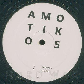 Cover art - Amotik: Pandrah