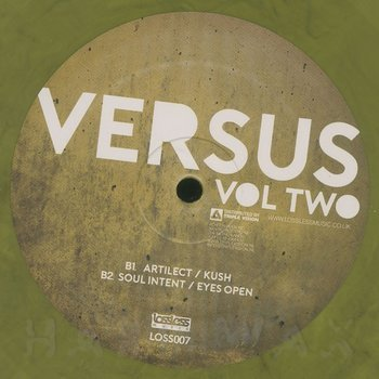 Cover art - Various Artists: Versus Vol. Two