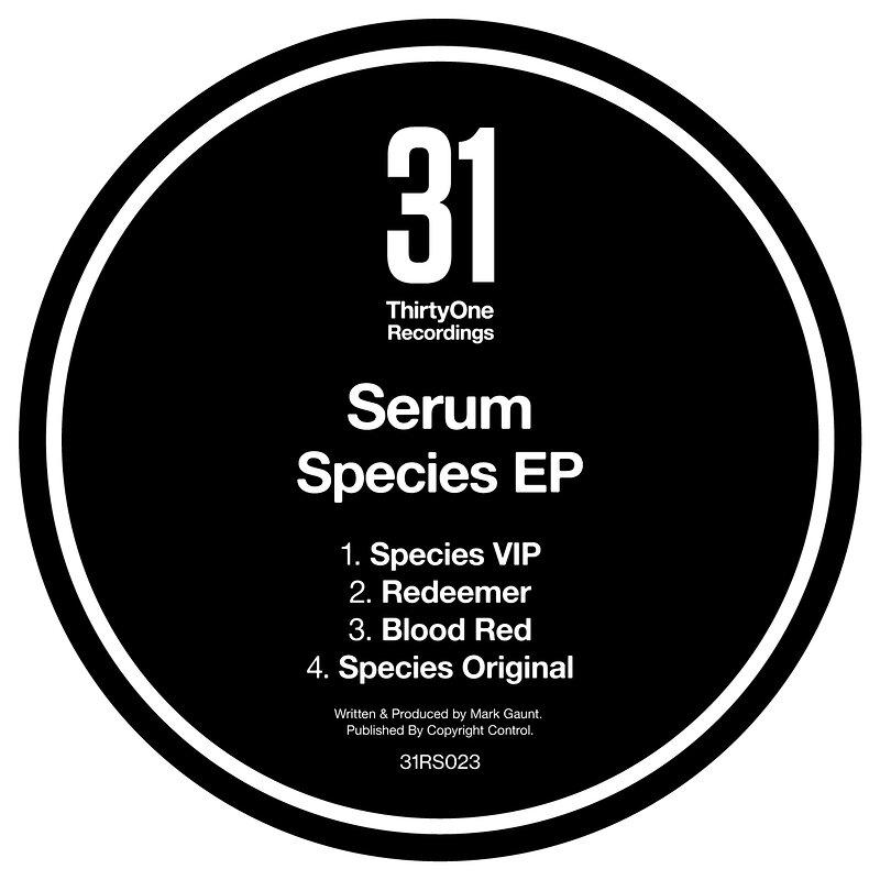 Cover art - Serum: Species
