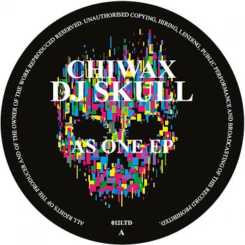 Cover art - DJ Skull: As One EP
