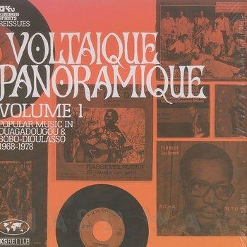 Cover art - Various Artists: Voltaique Panoramique Vol. 1