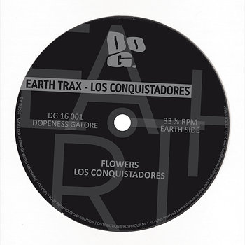 Cover art - Earth Trax: Los Conquistadores