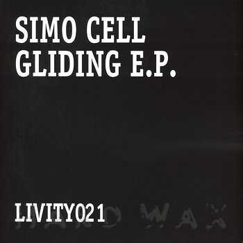 Cover art - Simo Cell: Gliding EP