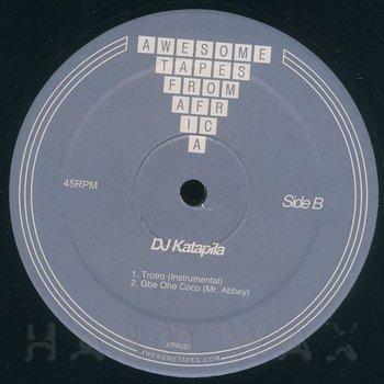 Cover art - DJ Katapila: Trotro + Bonus Tracks