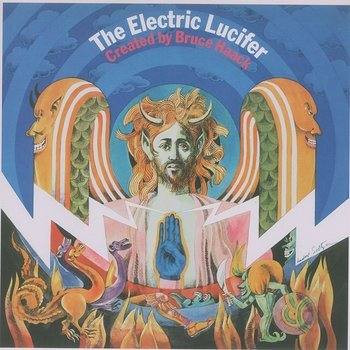 Cover art - Bruce Haack: The Electric Lucifer
