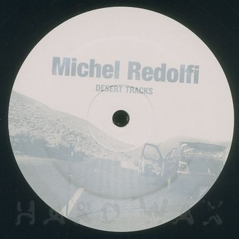Cover art - Michel Redolfi: Desert Tracks