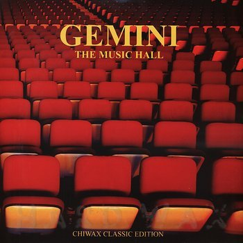 Cover art - Gemini: The Music Hall
