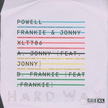 Cover art - Powell: Frankie & Jonny
