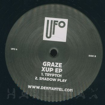Cover art - Graze: Xup EP