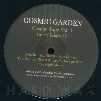 Cover art - Cosmic Garden: Cosmic Tape Vol. 1