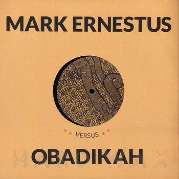 Cover art - Mark Ernestus vs. Obadikah: April