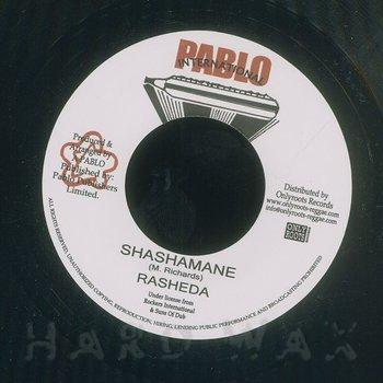 Cover art - Sister Rasheda: Shashamane