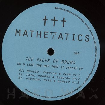 Cover art - The Faces Of Drums: Do U Like The Way That It Feels?