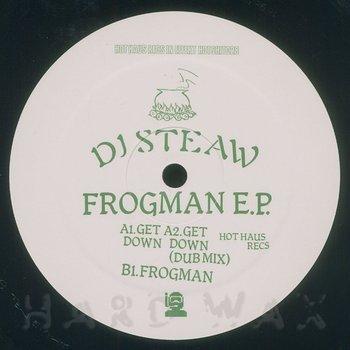 Cover art - DJ Steaw: Frogman