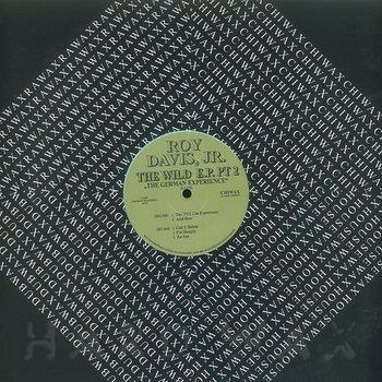 Cover art - Roy Davis Jr.: The Wild EP Pt. 2