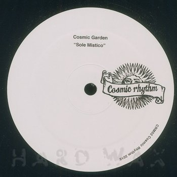 Cover art - Cosmic Garden: Sole Mistico