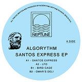 Cover art - Algorythm: Santos Express EP