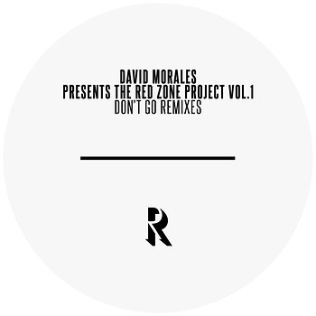 Cover art - David Morales: Don't Go