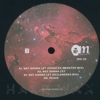 Cover art - Randolph: Not Gonna Let Remixes