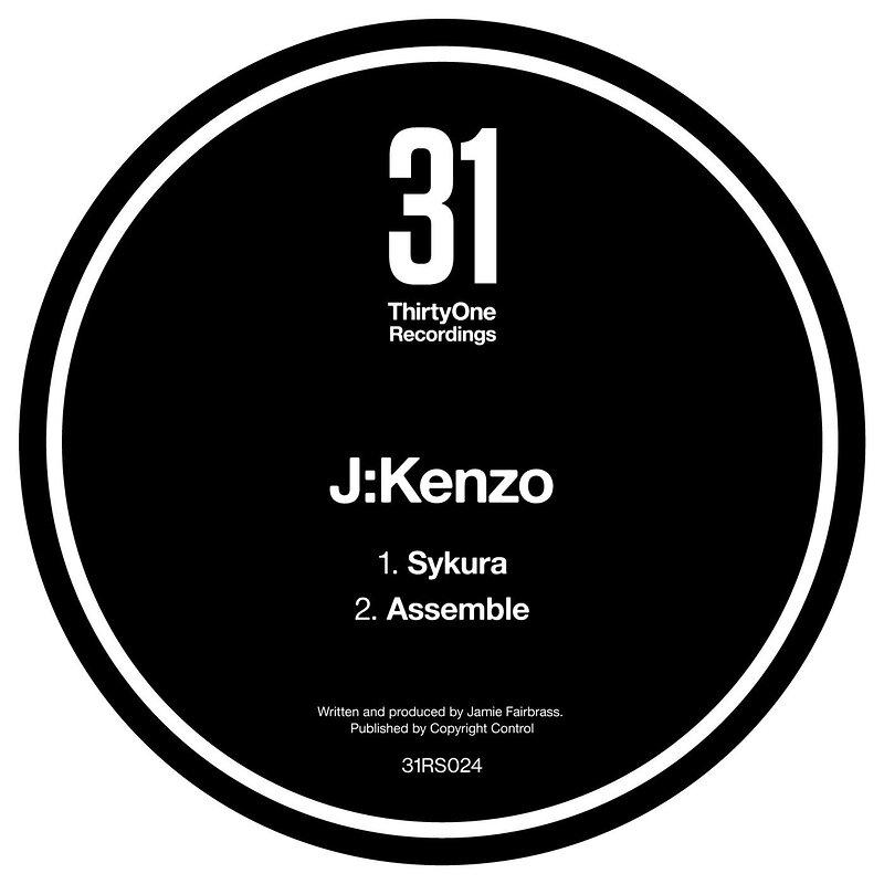 Cover art - J:Kenzo: Sykura