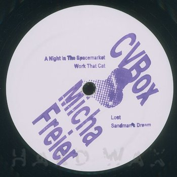Cover art - CVBox & Micha Freier: A Night In The Spacemarket