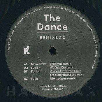 Cover art - Sebastian Mullaert & Ulf Eriksson: The Dance Remixed 2