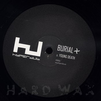 Cover art - Burial: Young Death