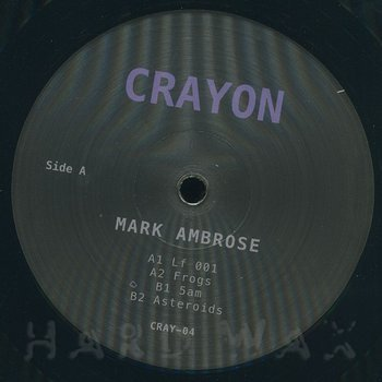 Cover art - Mark Ambrose: Frogs