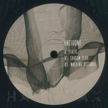 Cover art - Antigone: Time Enough At Last