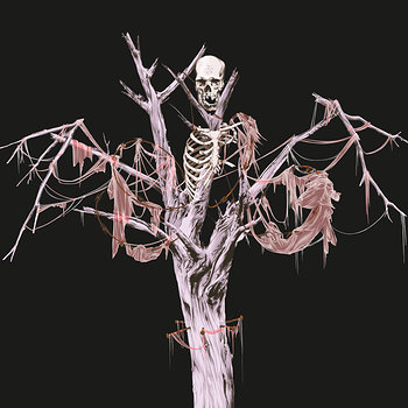 Cover art - Hiroaki Iizuka: Voodoo