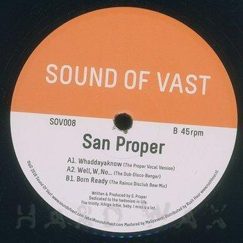 Cover art - San Proper: The Rollercoaster Surprise